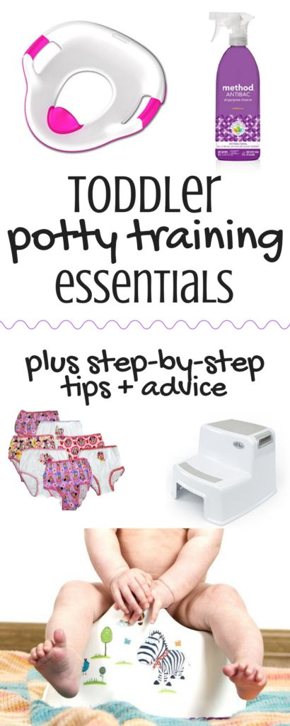 Potty Train Your Two Year Old | Leggings N Lattes