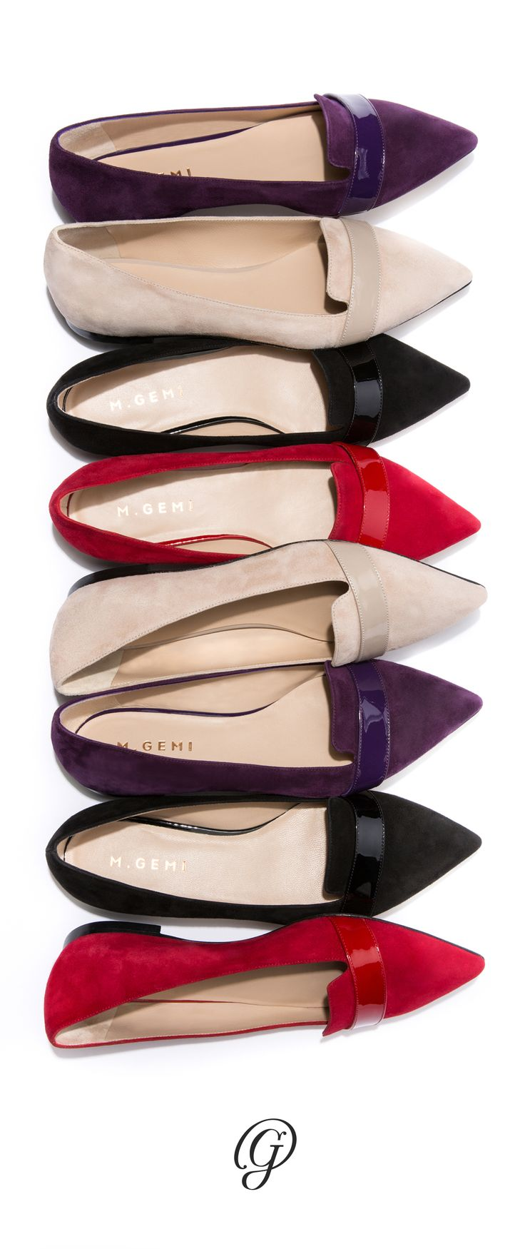 Handcrafted shoes. Fresh from Italy. Direct to you.