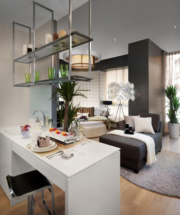 Designing an open floor interior can be an ideal way to make small living  areas seem more spacious  This picture can be great example for those of  you who. 17 Best images about Condo Design Ideas on Pinterest   Home design