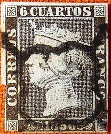 Sellos de España - Wikipedia, la enciclopedia libre