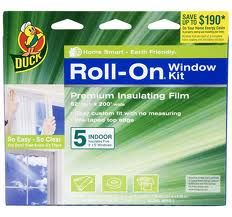 $6.00 in Duck Brand Tape, Window Insulator Kits and Attic Cover Coupons