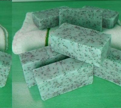 Homemade Facial Scrub - Soap For Men