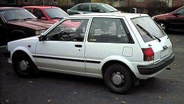 Tweede generatie Toyota Starlet