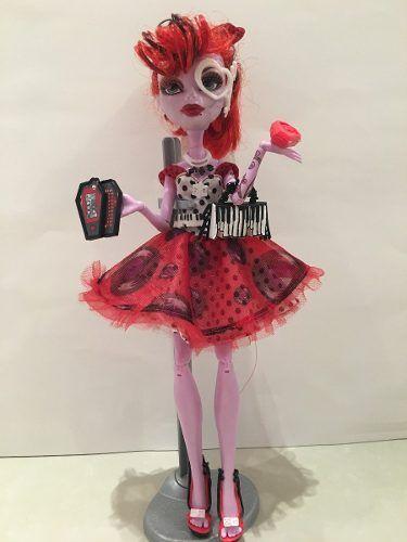 Boneca Monster High Opereta - R$ 120,00 em Mercado Livre