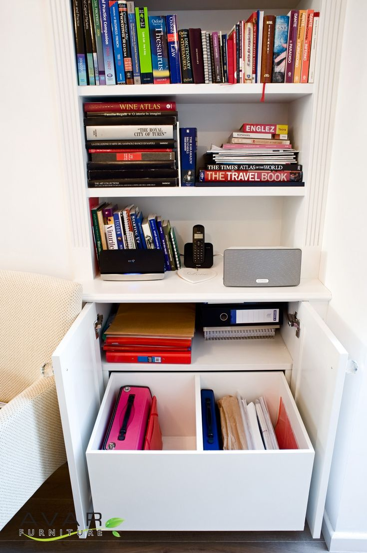 File storage from Avar Furniture