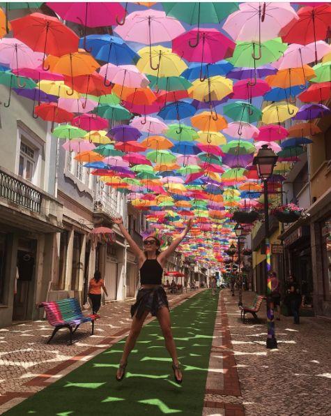 Agitapeople @Agitagueda  #agitagueda #agitagueda2016 #agitaguedaartfestival #agueda #streetart #festival #urbanart #umbrellaskyproject