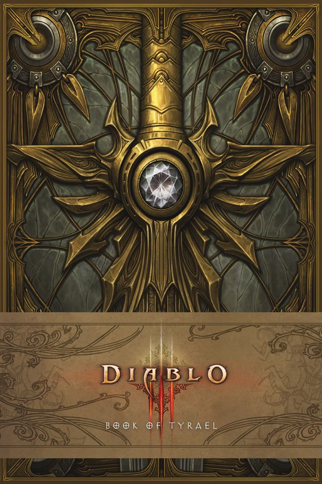 Book of Tyrael Diablo III book cover art | Create your own roleplaying game books w/ RPG Bard: www.rpgbard.com | Pathfinder PFRPG Dungeons and Dragons ADND DND OGL d20 OSR OSRIC Warhammer 40000 40k Fantasy Roleplay WFRP Star Wars Exalted World of Darkness Dragon Age Iron Kingdoms Fate Core System Savage Worlds Shadowrun Dungeon Crawl Classics DCC Call of Cthulhu CoC Basic Role Playing BRP Traveller Battletech The One Ring TOR fantasy science fiction horror