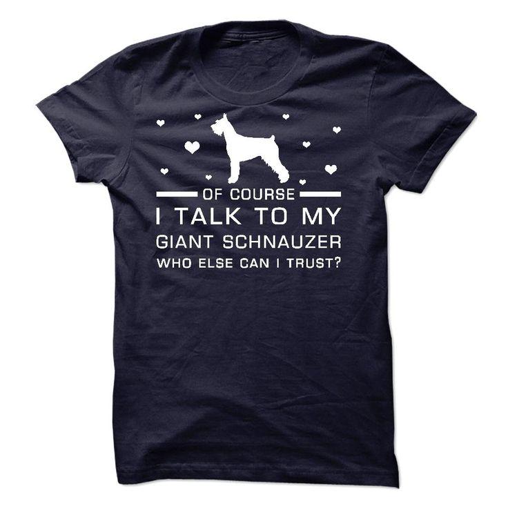 Giant Schnauzer T-Shirts, Hoodies. VIEW DETAIL ==► https://www.sunfrog.com/Pets/Giant-Schnauzer-57182770-Guys.html?id=41382