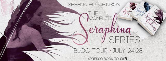 Sinfonia dos Livros: Book Blitz | Seraphina's Awakening | Sheena Hutchi...