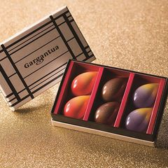 帝国ホテル 東京のバレンタイン、新作「ボンボン ショコラ」は南高梅を使用の写真3