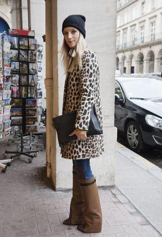 Parigi Street Style . Foto-gallery e immagini - LeiWeb