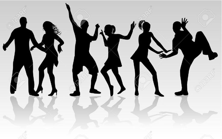11356380-Dancing-people-silhouette-vectors-work-Stock-Vector-party.jpg (1300×813)