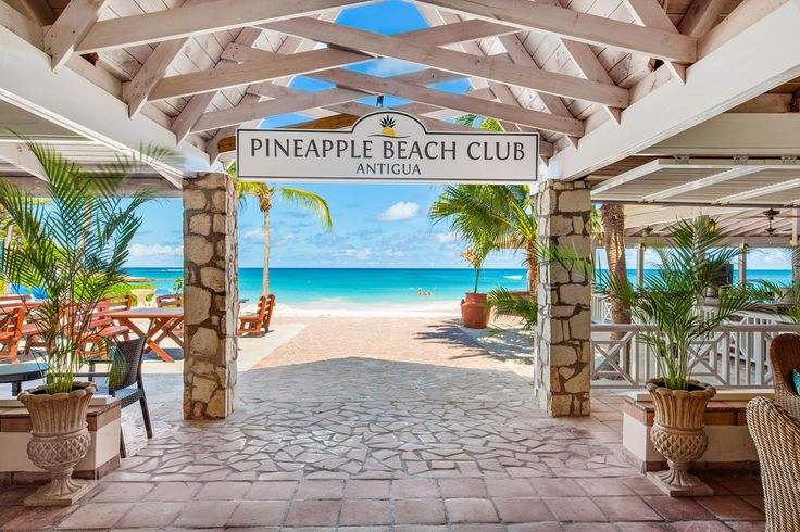 Image result for pineapple beach club antigua
