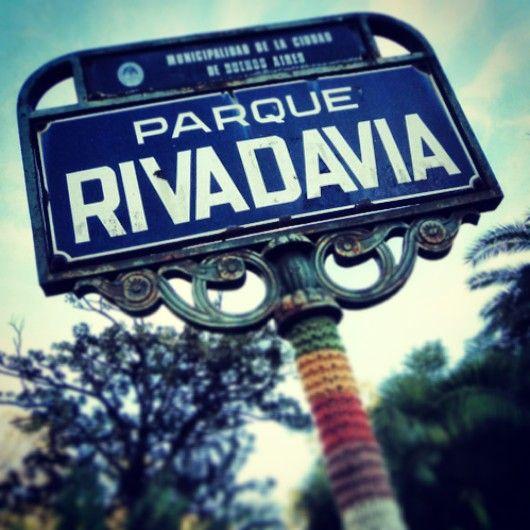 Parque Rivadavia, Caballito.