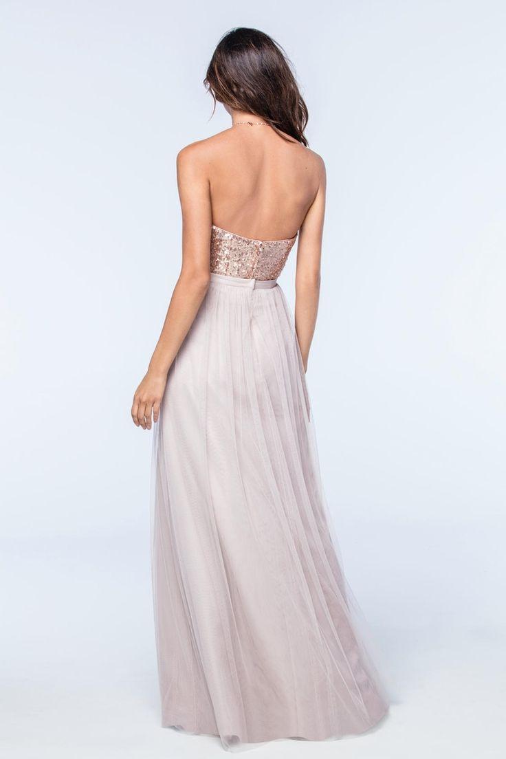 Annette Bustier 2307 | Bridesmaids | Watters