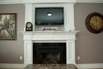 12 Best Images About Fireplace Moulding On Pinterest