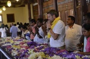 Catalin Botezatu, 7 zile de meditatie in Sri Lanka !-Pentru Femei