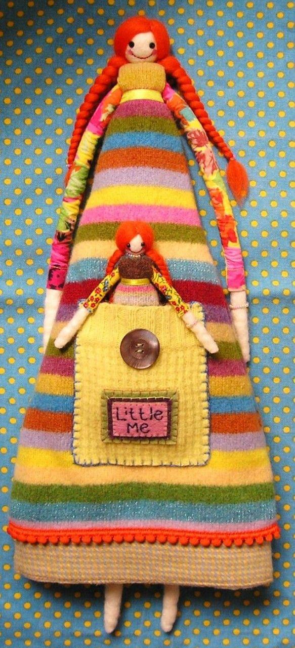 Потрясающие куклы Annie Montgomerie