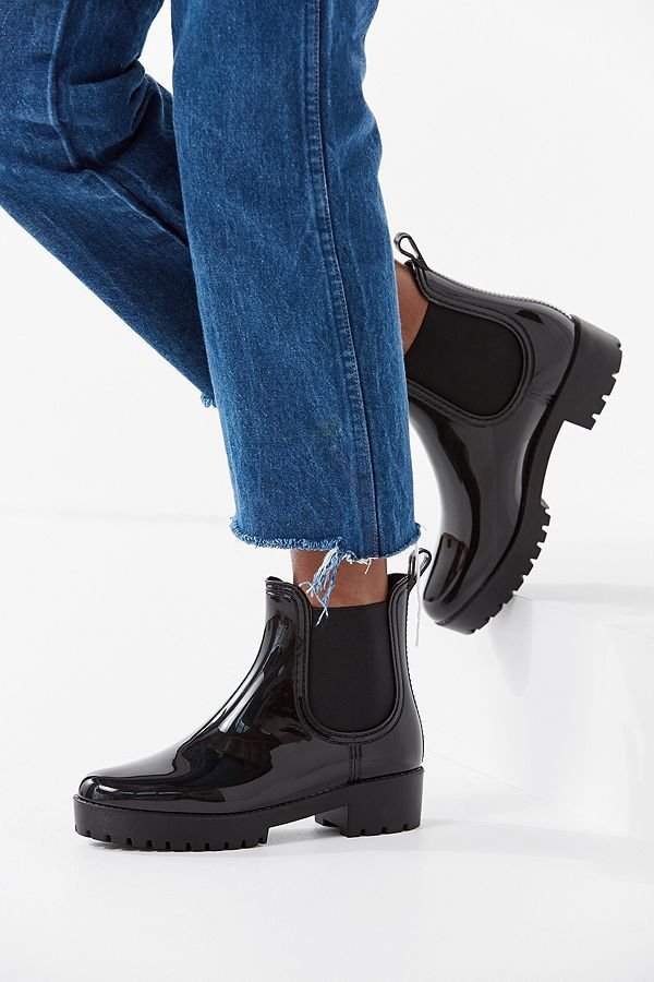d6d67a1a1b3 Jeffrey Campbell Cloudy Rain Boot