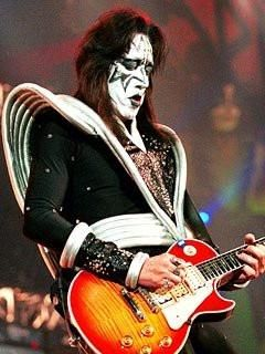 Ace Frehley Destroyer Era Inspired Costume Ace Frehley