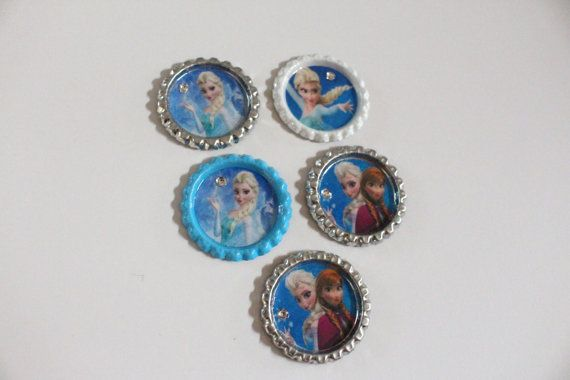 Hey, I found this really awesome Etsy listing at https://www.etsy.com/listing/193437649/frozen-elsa-bottle-caps-with-swarovski  Mini-mall-viral board baby