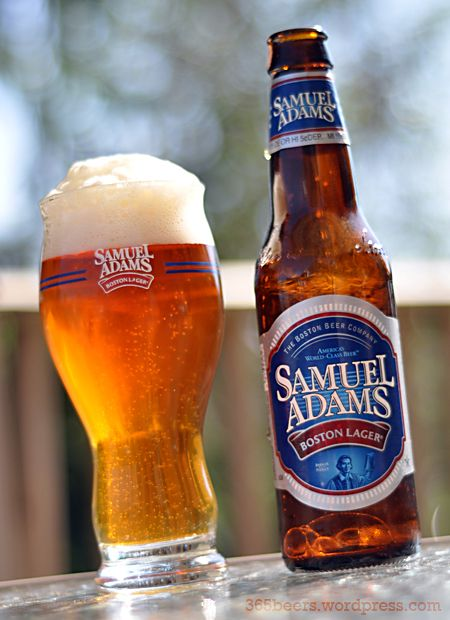 Samuel Adams Boston Lager - Not sure how I haven't pinned this one yet. So smooth and still flavorful enough to keep from being dull. One of my all time favorites