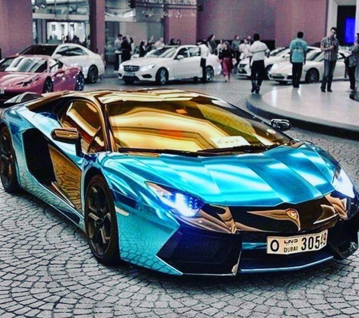 You always find the most exotic cars in Dubai #lamborghiniaventado –  – #Bmw