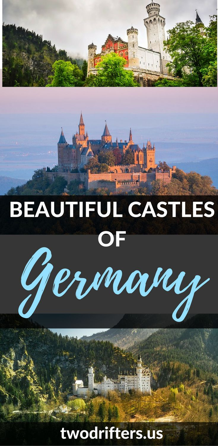 With the Romantic Road, Bavaria, & the Black Forest, Germany is a fairy tale destination. These are the best castles in Germany to help you find the magic.