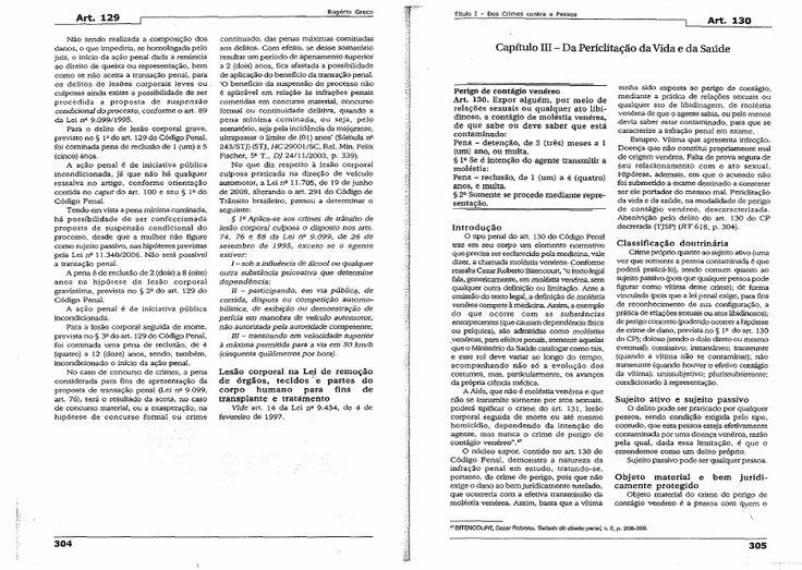 Codigo Penal Comentado Parte Geral e Especial Rogerio Greco 2011 | Alber Gilson…