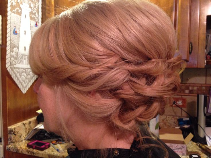 17 Best Ideas About Wedding Hairstyles On Pinterest: 17 Best Ideas About Mother Of The Groom Updos On Pinterest