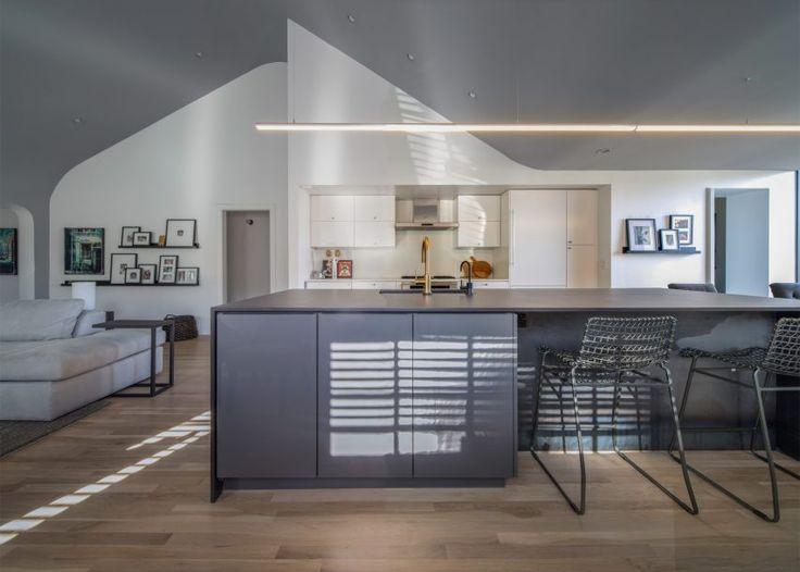 Escobar Renovation / Chen + Suchart – nowoczesna STODOŁA | wnętrza & DESIGN | projekty DOMÓW | dom STODOŁA