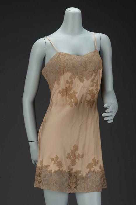 Underwear    1930