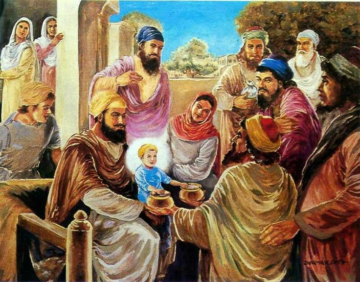 Guru Gobind Singh Ji - A Test resulted in loved for both Muslims and Hindus