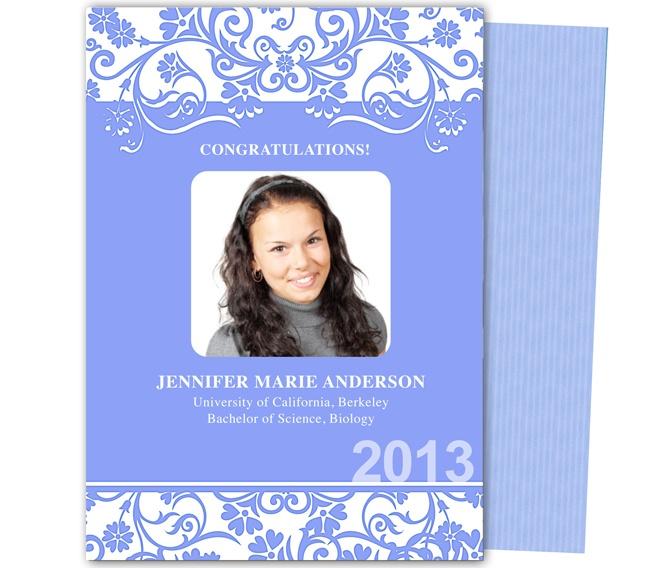 46 best Printable DIY Graduation Announcements Templates images on - announcement template