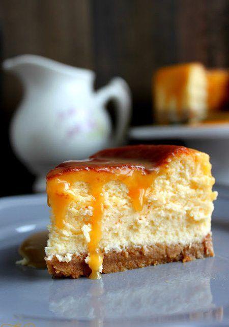 Tarta+de+queso,+chocolate+blanco+y+caramelo http://www.pecadosdereposteria.com/tarta-de-queso-chocolate-blanco-y-caramelo/