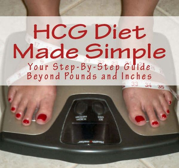 HCG Recipes - Best of - HCG Cookbook