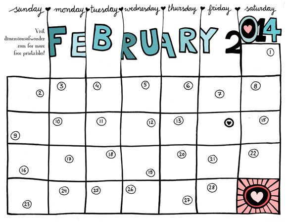Best 20+ Free Printable Monthly Calendar Ideas On Pinterest | Free