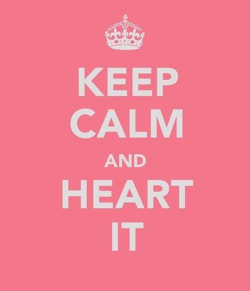 ... heart it