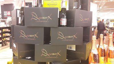 Grégory Capra: Champagne Devaux