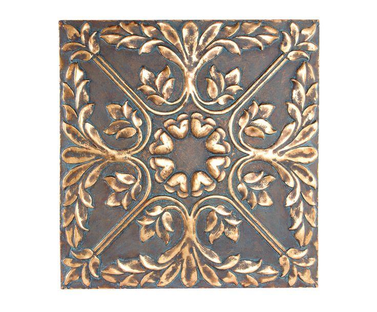 Oltre 25 fantastiche idee su decorazione da parete di ferro su pinterest ganci appendere - Decorazioni da parete in legno ...