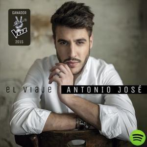 El Viaje (Ganador La Voz 2015), an album by Antonio José on Spotify