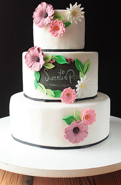 Wedding cake / Torta de novios