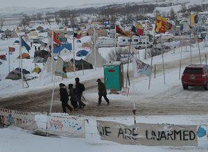 Dakota Access Pipeline: Pictures, Videos, Breaking News