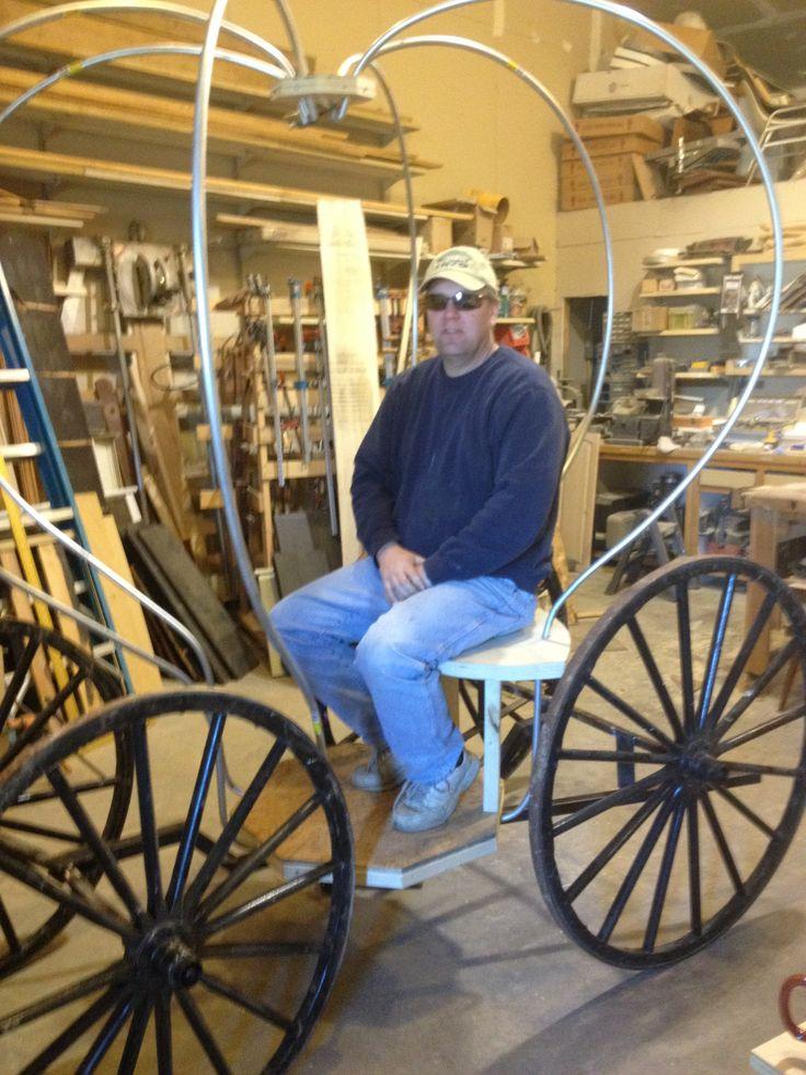 Building Cinderella S Carriage Greenfieldwoodworks Com
