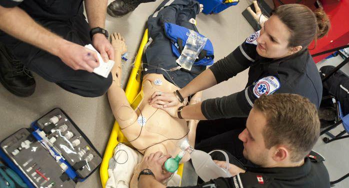 Advanced Care Paramedic at Georgian College.  Ontario College Graduate Certificate — 1 Year