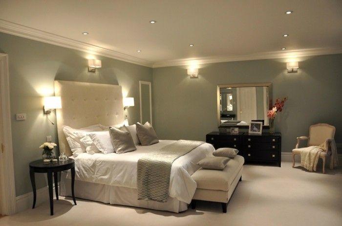 Das Licht im Schlafzimmer: 56 tolle Vorschläge dafür | Vorschlag ...