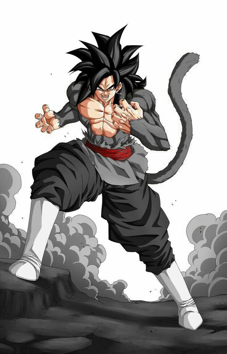 Resultado De Imagen Para Goku Ssj 13 Personajes De Goku Personajes De Dragon Ball Ssj 4