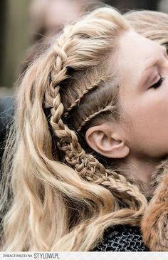 Lagertha hair                                                                                                                                                                                 More