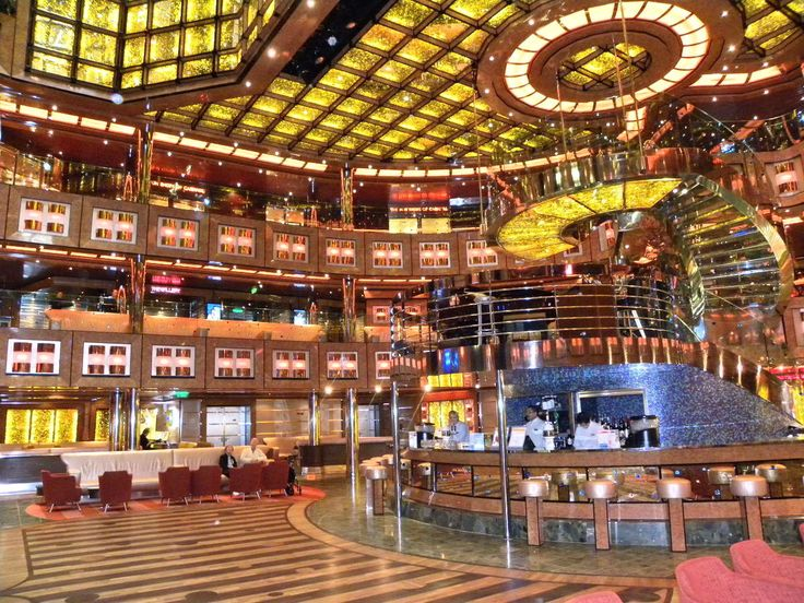 Can It Get An Sweeter Than This The Atrium Carnival Dream