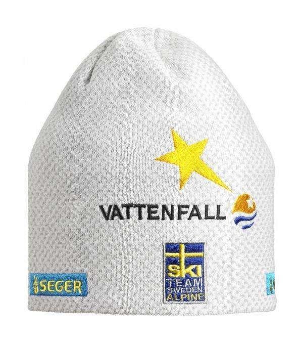 Seger - official alpine ski team sweden hat beanie - unisex - swedish knit